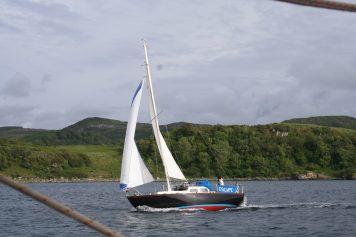 Beam Reach, Loch Craignish